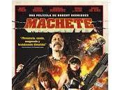 Ganadores 'Machete' Blu-Ray