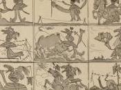prensa: cómic político Picasso