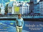Póster 'Midnight Paris', última película Woody Allen