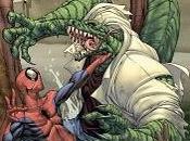 lagarto será villanos amazing spider-man