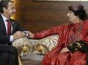 ¿Por Zapatero traicionado amigo Gadafi?