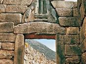 caida civilización Micénica orígenes Edad Oscura