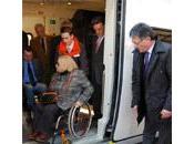 Renfe presenta Valladolid trenes prototipos adaptados para accesibles