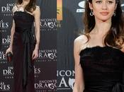 "Olga Kurylenko Madrid estreno ""Encontrarás Dragones"". There Dragons Premiere"