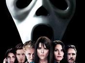 Póster final castellano 'Scream material usado película.