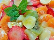 Macedonia frutas miel