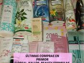 Últimas Compras Primor (Loreal, Revox, Kallos, Beauty Formulas Liabel) NOVEDADES!!!!