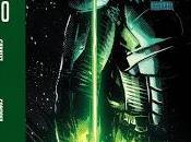 Green Lantern Tierra Volumen