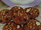 Cookies chocolate avena