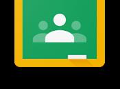 Aulas virtuales Google Classroom