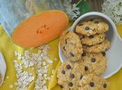 Cookies avena calabaza