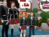 GML's School Uniforms (Sims
