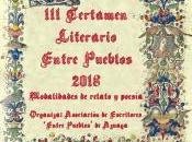 Fallo Certamen literario Entre Pueblos