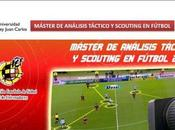Máster Analisis táctico Scouting Fútbol