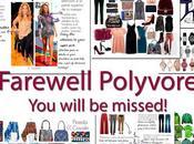 Farewell Polyvore Adiós sets Moda