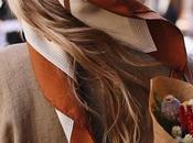 Spring trends; como llevar pañuelos.-