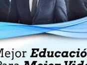 """Fundación Padrino lanza campaña """"Mejor Educación para Mejor Vida""""."""