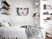Soluciones para minipisos: cama elevada