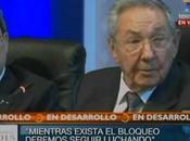 VIVA CUBA: Raúl Castro Cumbre Américas