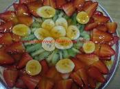 Tarta Hojaldre Frutas