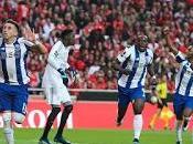 tardío golazo Héctor Herrera victoria Porto clásico sobre Benfica nuevo líder Liga
