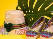 Wairinas, alpargatas estilo étnico/tropical hechas mano colombia