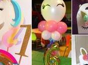 Ideas decorativas souvenirs moldes para fiesta unicornios