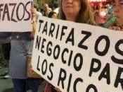 "realizó ""ruidazo"" nacional, protestas cacerolazos contra suba tarifas"