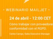Cómo trabajar proveedores externos conformidad RGP- Webinario gratuito