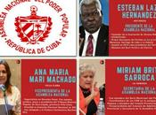 Nuevo presidente Cuba. Resumen primera sesión constitutiva ANPP