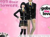 Boys Over Flowers, Shinhwa High School Uniforms (Sims