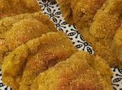Nuggets veganos calabaza
