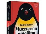 Novedad!! Muerte pingüino Blackiebooks