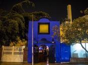 Delfus Bar: Templo azul rock clásico