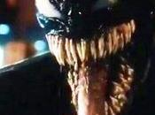 Película Venom: Primer vistazo Hardy como simbionte.