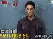 invitado BloodyNightCon Michael Trevino