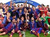 Barcelona campeón UEFA Youth League tras vencer Chelsea