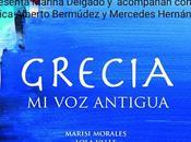 nuestra compañera, Lola Valle: GRECIA, Antigua. Presentación libro, abril Polivalente, c/Lagunillas, 19:00