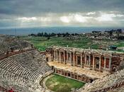 Hierápolis, Turquía Sobre montaña algodón