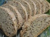 Pain blé, graines pavot wheat bran, poppy flax seeds bread salvado trigo semillas amapola lino بالنخالة بذور الخشخاش الكتان
