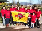 """GirUNIns: """"Nuestra prioridad animar Girona tenemos malas palabras hacia rival"""""""