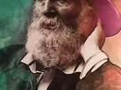 Walt Whitman Quienquiera seas, llevas ahora mano…