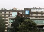 Hospital Posadas. Destrozos Tormenta Domingo provocan Indignación Trabajadores