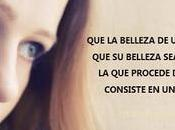 Cómo Consigo Bella?: Reflexión Sobre Verdadera Belleza Mujer