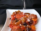 Tomates asados estilo mediterráneo