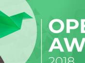 ¡Vota Ubuntizando! Nominados premios OPEN AWARDS 2018