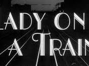 DAMA TREN, (Lady Train) (USA, 1945) Intriga, Comedia