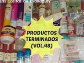 Productos Terminados (Vol.48)