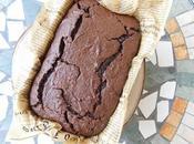 Brownie chocolate vegano