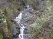 Cascadas intermitentes Sierra Norte